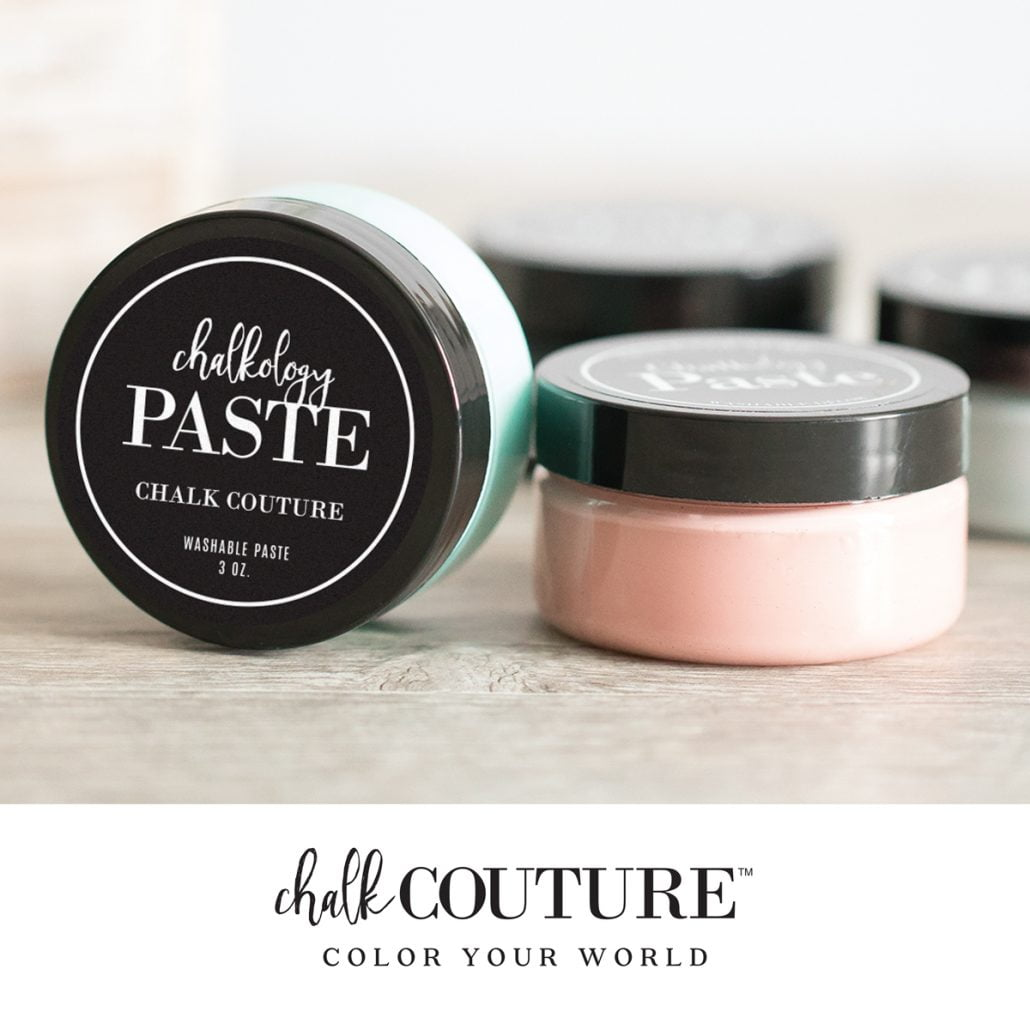 Chalk Couture Chalology Paste #chalkcouture #chalkpaste