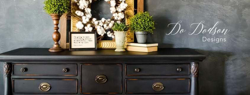 Tips For An Effortless Distressed Dresser
