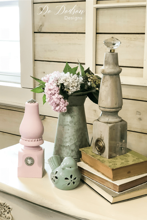 Ideas To Spark Your Next Farmhouse Glam Makeover #dododsondesigns #farmhouseglam #farmhousemakeover #paintedfurniture #diyhomedecor #diyproject