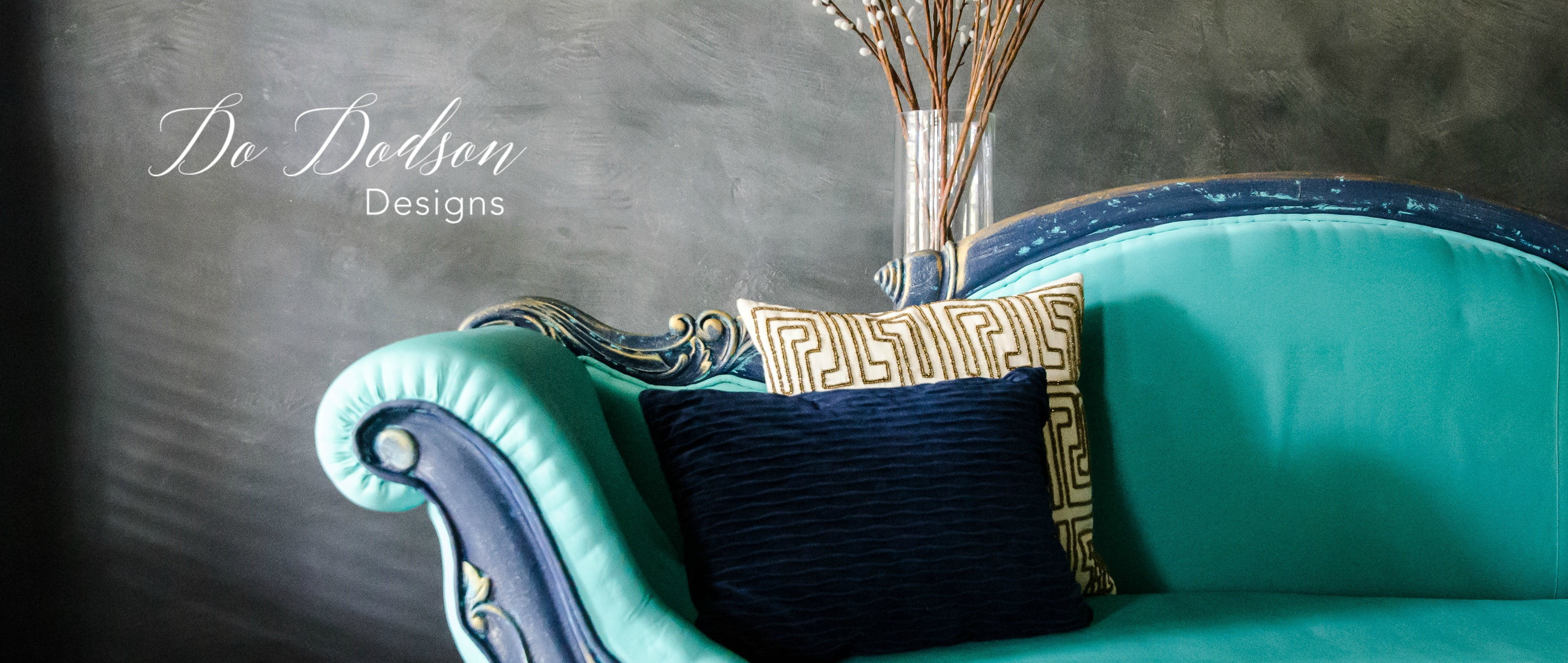 If You Think Painting Fabric Furniture is