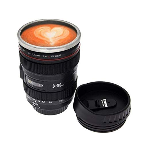 Gift Ideas For Women That Love Coffee and Photography
