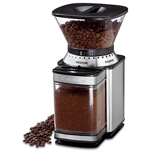 Coffee Bean Grinder gift ideas for women that love coffee.