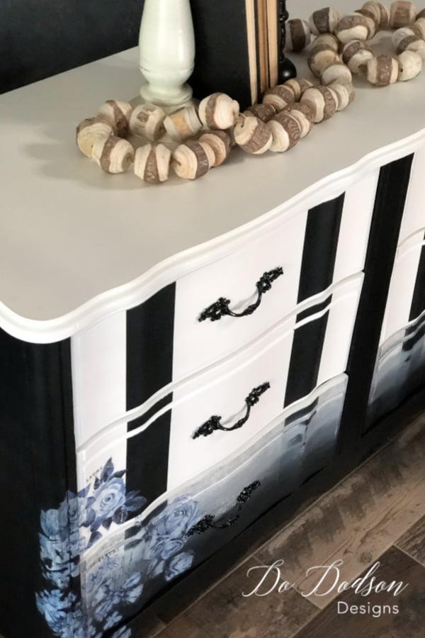 Bold stripes on furniture? Love em or leave em?