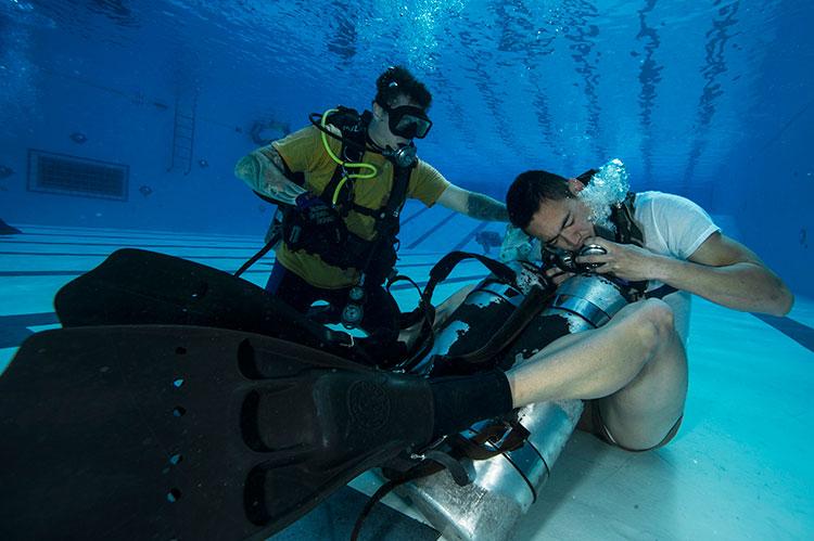 Image of Dive school