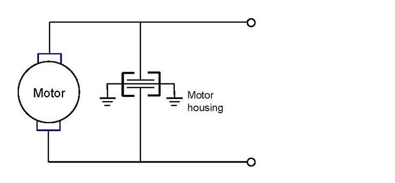 EMI Filter Cost Effective Solution for Brush DC Motor EMC