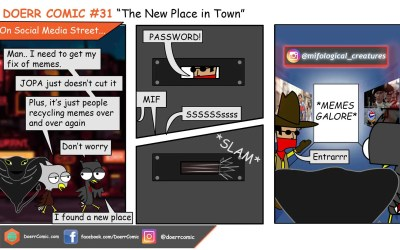 31. The New Place In Town