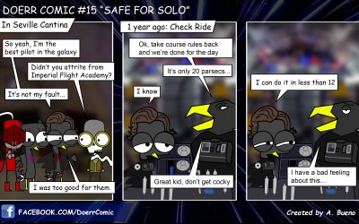 15. Safe for Solo