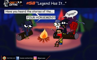 58. Legend Has It