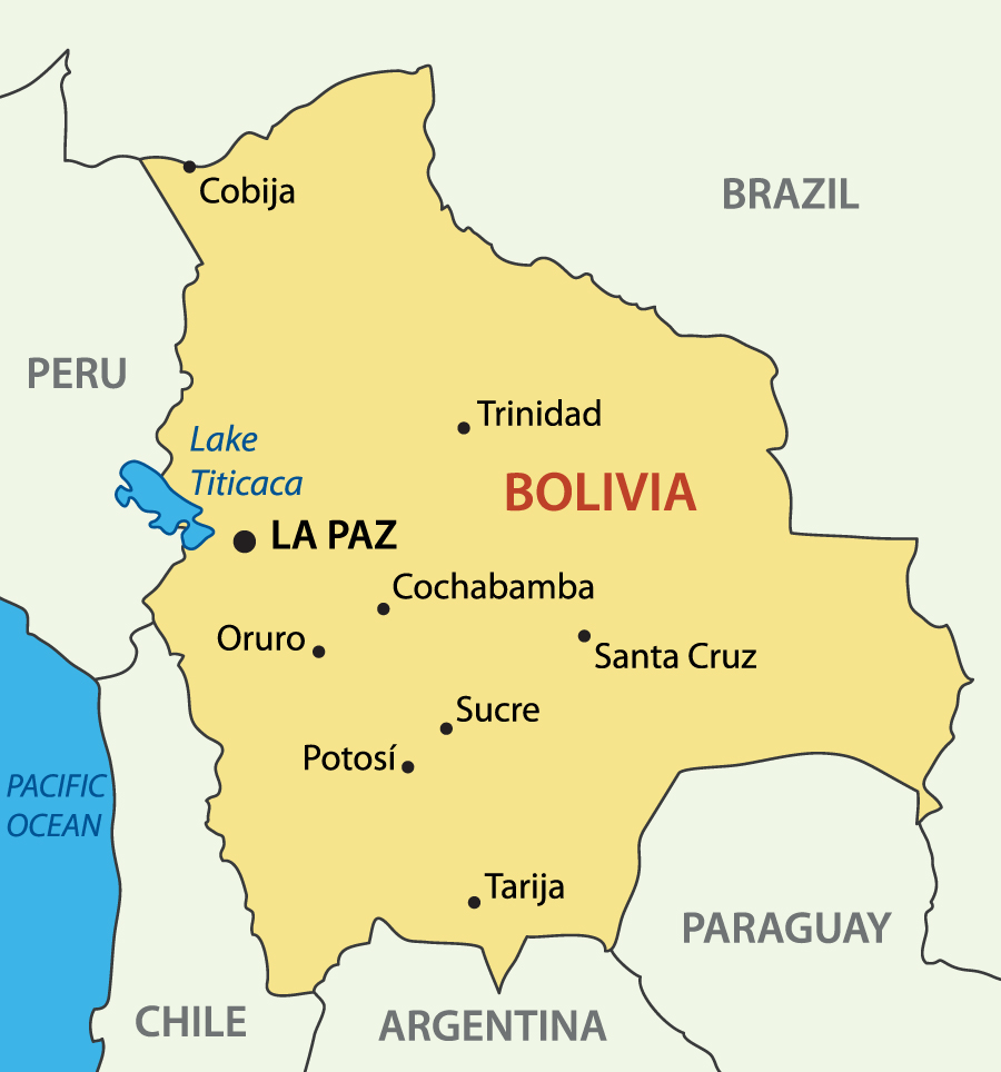 Map of asia and travel information about asia brought to you by lonely planet. BOLIVIA - Does Travel & Cadushi Tours