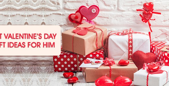 BEST VALENTINES DAY GIFT IDEAS FOR HIM