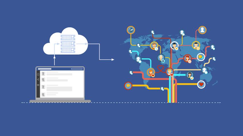 How Facebook use Big Data.