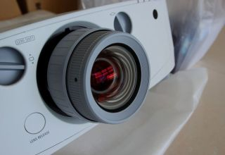 right video projector