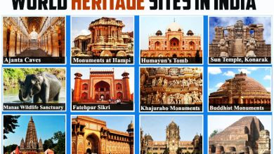 10 Most Stunning World Heritage Sites in India