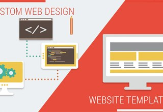 A Guide for startup: What Design to Choose - Customized or Web Template?