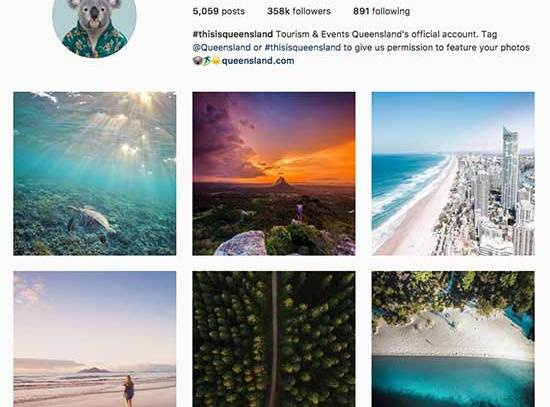 User-Generated Content On Instagram