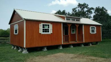 Top 5 Questions About Portable Buildings Answered