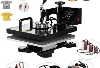 How to Find Out the Best Heat Press Machine?