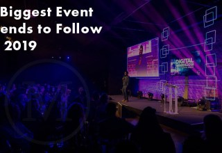 5 Biggest Event Trends to Follow in 2019