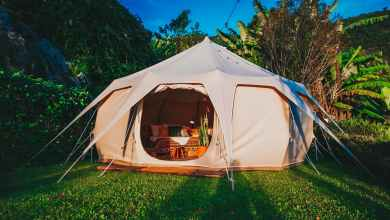 How to Camp with the Whole Family