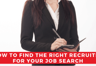 Find recruiter for job