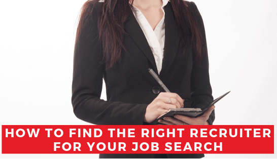 Find recruiter for job