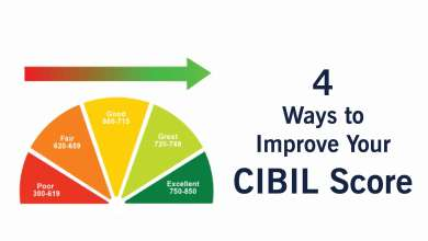 Smart ways to improve your Cibil score