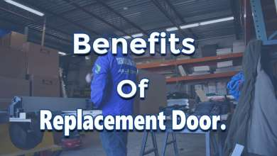 Benefits of Replacement Exterior Doors to Homeowners