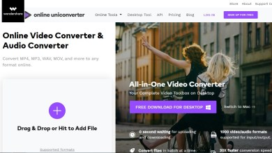 File Formats Supported By The Online Video Converter