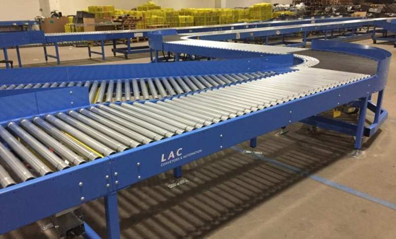 Choosing the Right Parts for a Conveyor Roller System