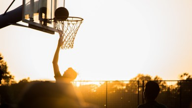 How To Find The Right Basketball Hoop For Your Child