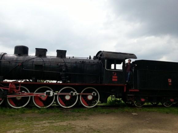 Karaağaç Tren Garı