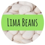 Your dog can have lima beans