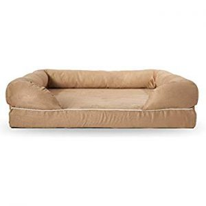 (Best Dog Beds For Small Dogs) Friends Forever Orthopedic Dog Bed