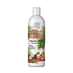 Professional All-in-One Natural Dog Shampoo
