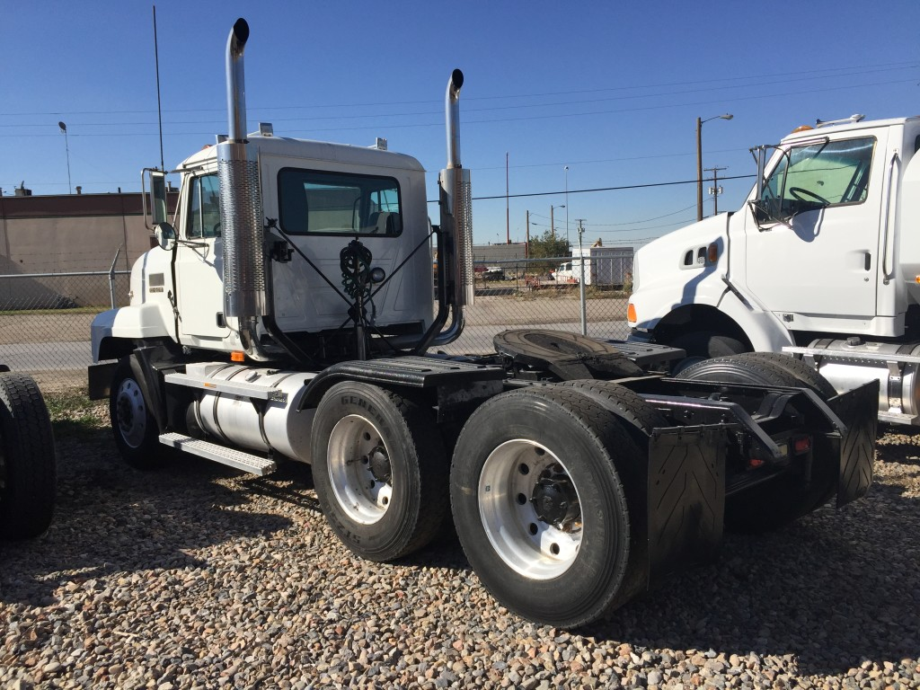 hight resolution of mack 1997 c613 elite cl day cab