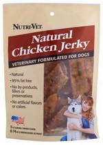Nutri-Vet Chicken Jerky Dog Treats