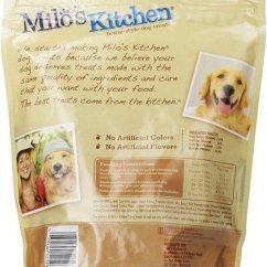 Milos Kitchen Cabinet Color Smucker Recalls Milo S Dog Treats March 2018 What Recalled