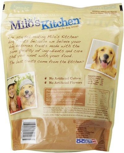 milos kitchen discount granite countertops smucker recalls milo s dog treats march 2018 what recalled