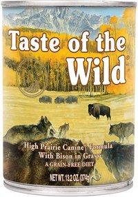 Taste of the Wild High Prairie Wet Dog Food