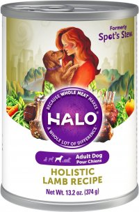 Halo Lamb Recipe Adult Canned