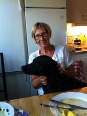 Nu i Varberg! Härligt med kram från Kerstin.