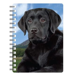 030717115709 3D Notebook Labrador Black 1