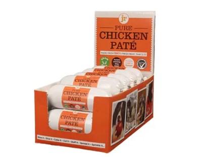 604565018588 JR 100% Healthy Pure Chicken Paté