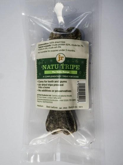 013964995213 JR 100% Healthy Natu Tripe Bone