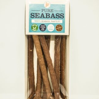 634158951350 JR 100% Healthy Pure Seabass Meat Sticks