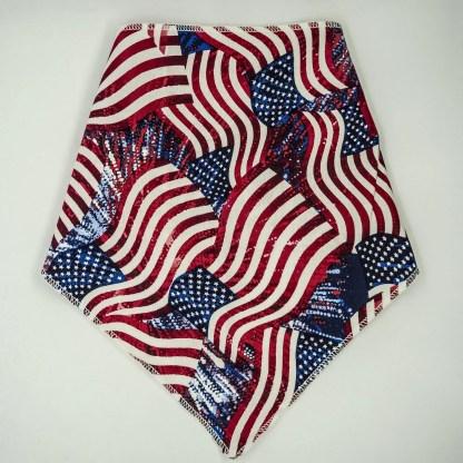 Flags American Stars and Stripes medium Bandana