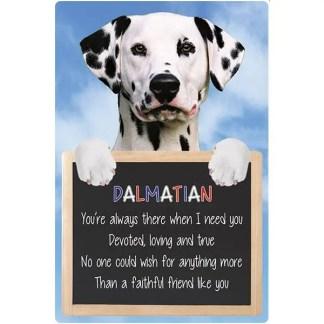 030717117277: 3D Hangable Verse Dalmatian