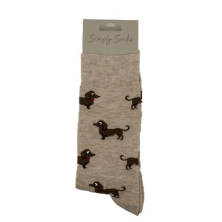 060620903858 Dachshund Socks