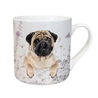 017680023385 Pug Tarka Mug.