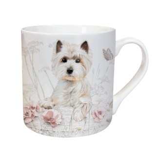 017680030475 West Highland White Terrier Tarka Mug.